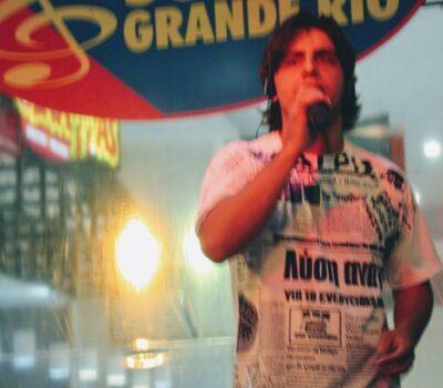 Sandro Vales no Grande Rio