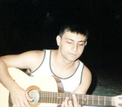 violão ganho pelo pai